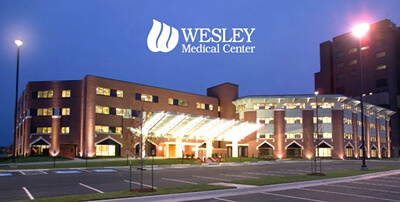 wesley medical center intranet