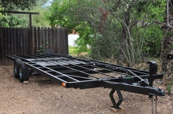 Used Mobile Home Trailer Frames For Sale