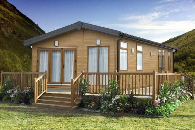 Twin Unit Mobile Home For Sale Off Site Uk
