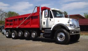 Quad axle Dump Trucks for Sale in Wisconsin